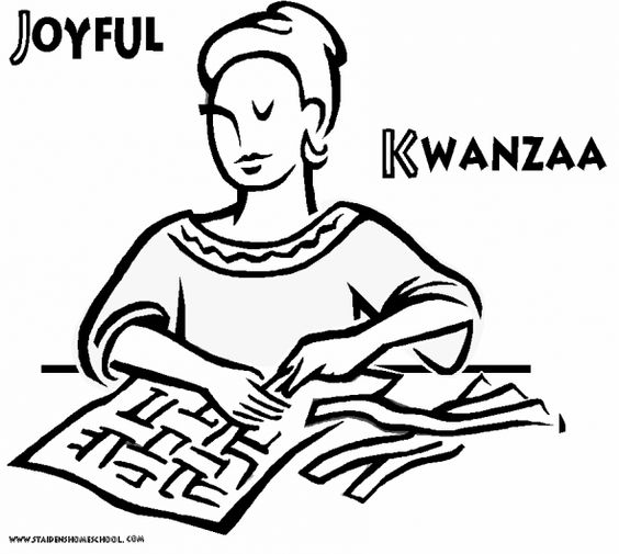Kid Coloring And Coloring Pages For Kids On Pinterest Coloring Pages Kwanzaa