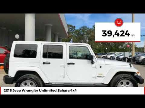 2015 Jeep Wrangler Unlimited Deland Daytona Orlando Fl688121 With Images 2015 Jeep Wrangler 2015 Jeep Wrangler Unlimited Jeep Wrangler