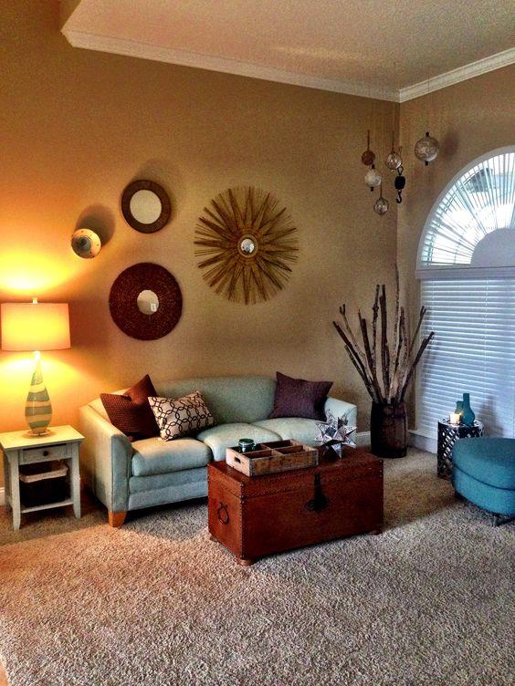 My eclectic vintage formal living room interior design for Vintage living room ideas pinterest