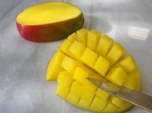 Easy Way to Cut a Mango