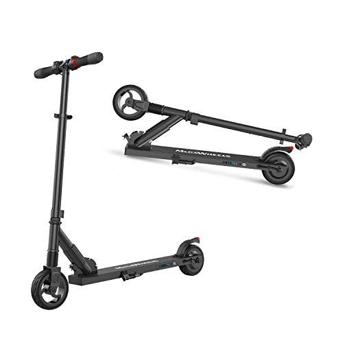 schwarz FERRARI Roller Scooter aus Aluminium Einheitsgr/ö/ße