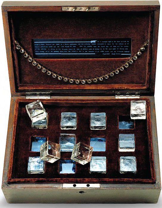 Taglioni S Jewel Casket Joseph Cornell 1940 Joseph Cornell Cornell Box Joseph Cornell Boxes