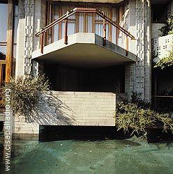 Casa Veritti, Udine, Italy. Carlo Scarpa 195561 sCarPA
