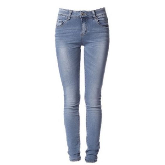 HOGE TAILLE SKINNY JEANS