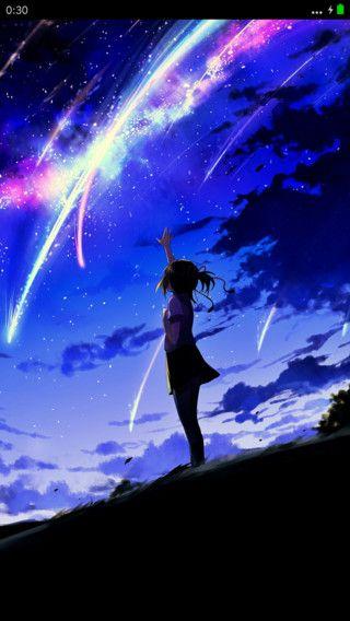 Wallpaper anime hd for xiaomi