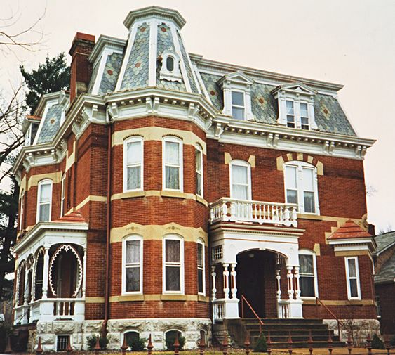 Groovy Abandoned Houses In Missouri Daves Victorian House Site Largest Home Design Picture Inspirations Pitcheantrous