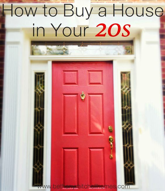Bethany Mitchell Homes: How to Buy a House in Your Twenties / She also helps you find a Realtor in your area!