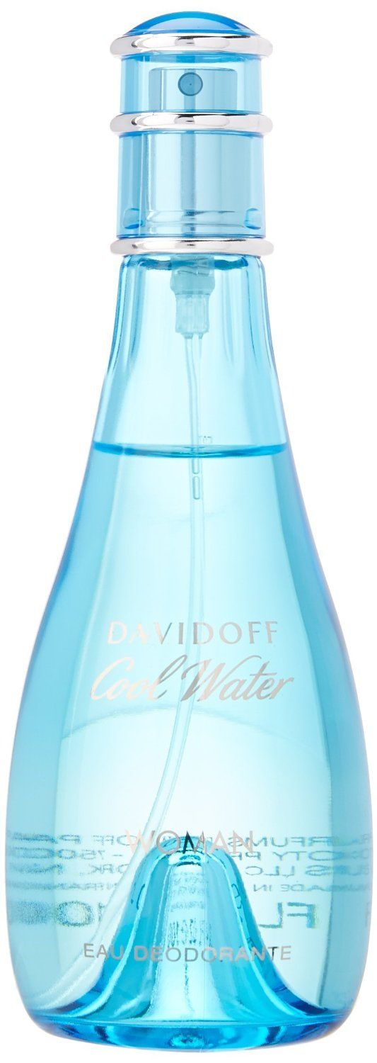 Cool Water By Zino Davidoff For Women. Deodorant Spray 3.4 Oz. * You can find out more details at the link of the image.