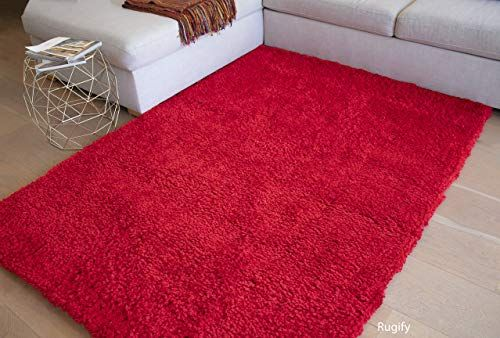 La Solid Popcorn Path Designer Soft Shag Shaggy Woven Braided Hand Knotted Feizy Accent Fluffy Contemporary 8 Feet By 10 Feet Polyester Made Area Rug Carpet Rug In 2020 Rugs On Carpet Braided Rugs Braided