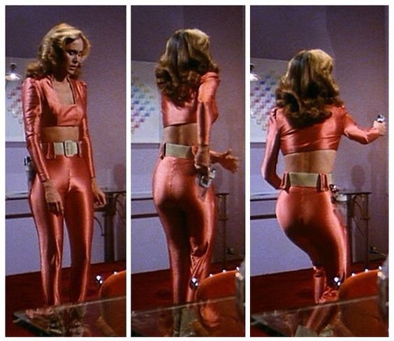 Something is. erin gray buck rogers porn bad