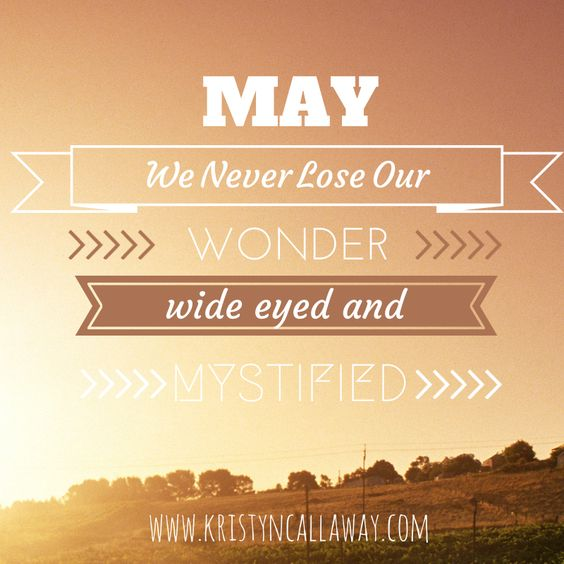 May Quotes For Inspiration