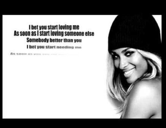 ciara song quotes - photo #2