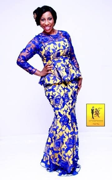 African Prints African women dresses African fashion styles ...