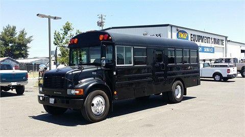 1997 INTERNATIONAL 3800 Heavy Duty Trucks - Passenger Bus For Sale At TruckPaper.com