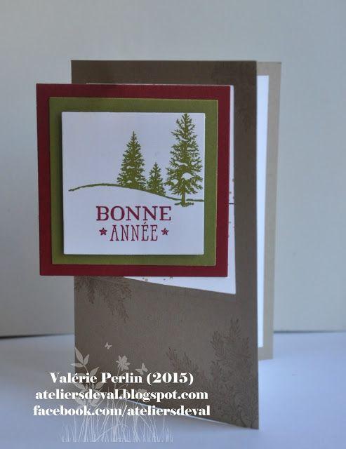 Les Ateliers de Val: Carte pop up Joyeux Noel
