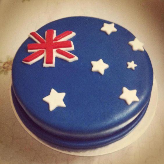 Australia, Cakes and Australia day on Pinterest