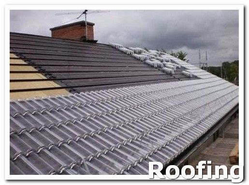 Roofing Guide If You Live In A Hot And Dry Climate It Is Best To Roof Your House With A Light Color Like L Solar Roof Tiles Solar Roof