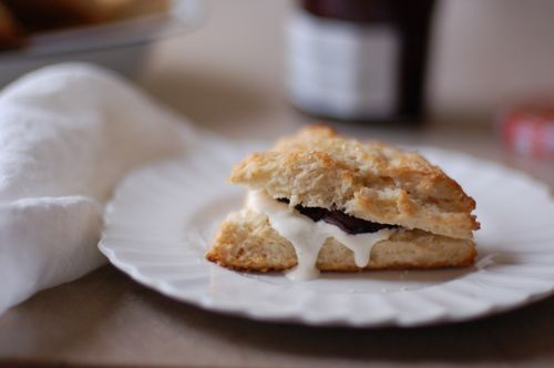 Buttermilk scones from Remedial Eating