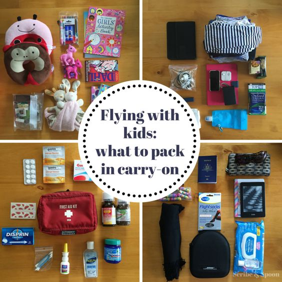Wondering What To Pack In Carry On For A Long Haul Flight