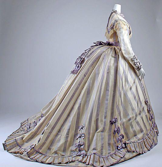 Dress 1867-69: