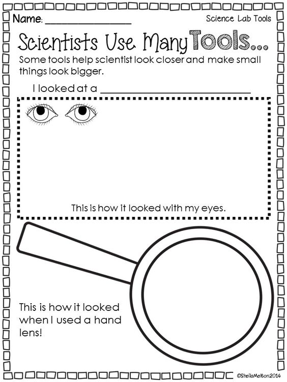 Collection of Tools Of Science Worksheet Sharebrowse – Science Tools Worksheet
