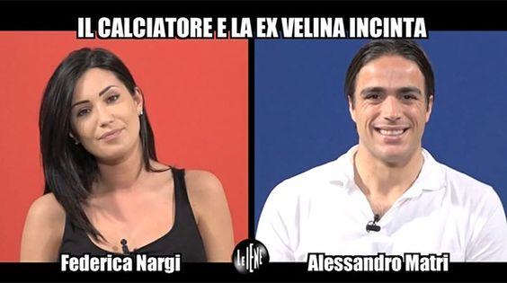 MILANO La coppia Federica Nargi e Alessandro Matri aspettano il loro primo bambino e la coppia svela anche il sesso del nascituro: