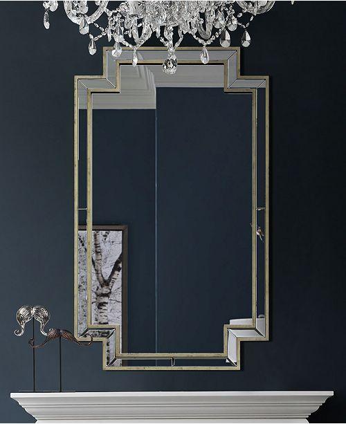 Furniture Raton Medium Rectangular Mirror Quick Ship Reviews