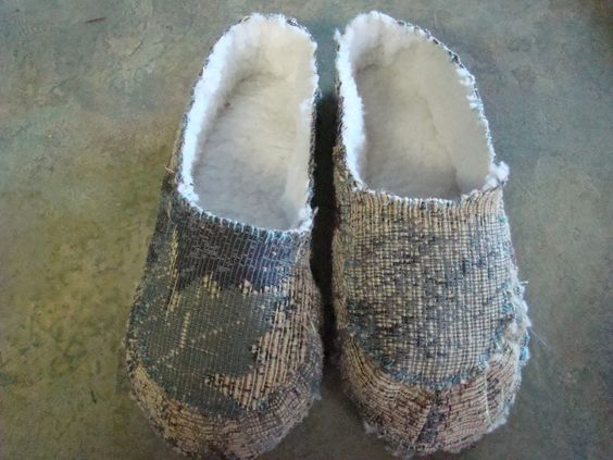 DIY Slippers : 16 Steps (with Pictures) - Instructables