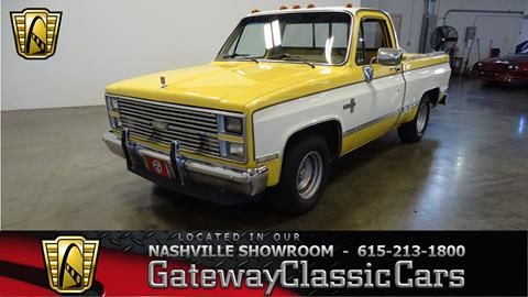 1984 Chevrolet C K 10 Series For Sale In O Fallon Il With Images