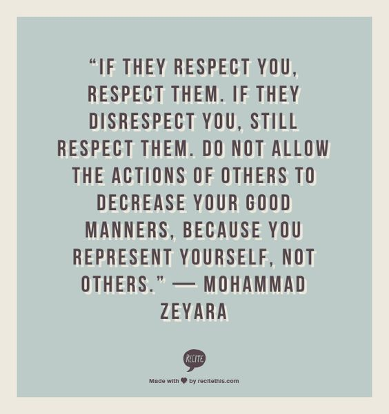 Never Allow Someone To Disrespect You Daily Inspiration Quotes