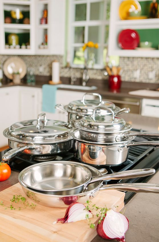 American Made Giveaway 360 Bakeware 5 Piece Stainless Steel