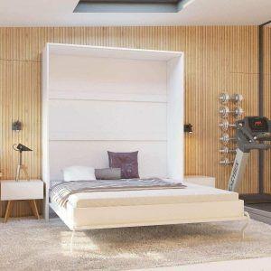 Wandbett 180x200 Schrankbett Ikea Watersoftnerguide Smart Bett
