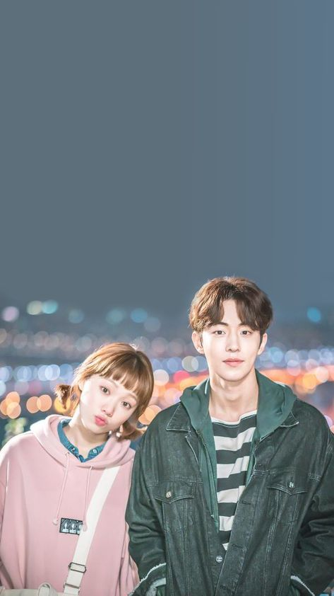 Weightlifting Fairy Kim Bok Joo - Kdrama wallpapers from @party-in-hell (on tumblr).