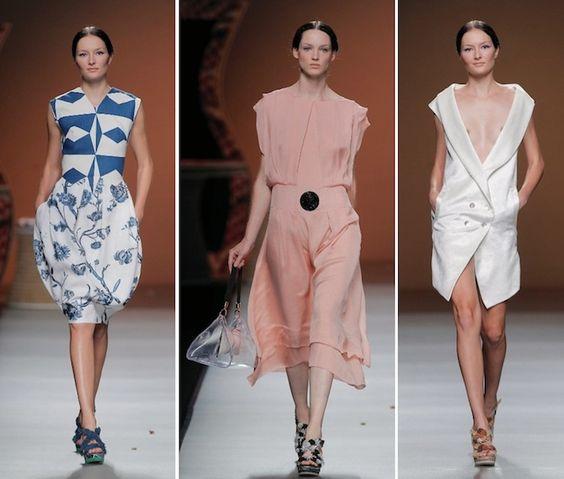 Ion Fiz en la MBMFW #moda