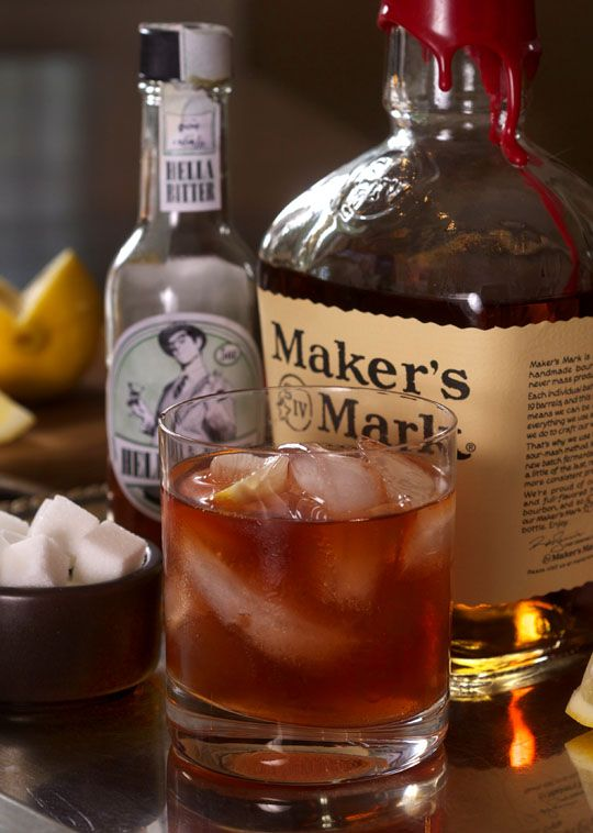 Friday Cocktail Hour: The Old Fashioned