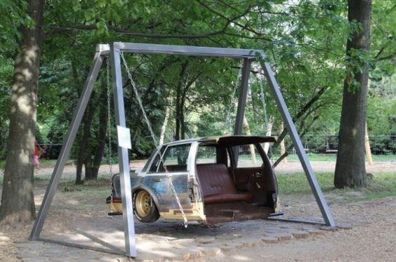 Funny swing
