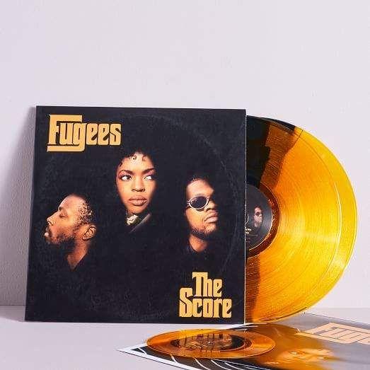 The Fugees Vinyl The Score Fugees Vinyl Scores