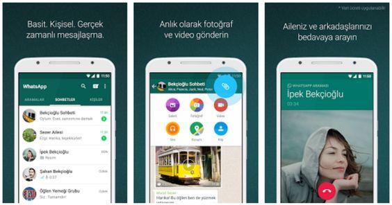 Android İçin WhatsApp Güncellendi!