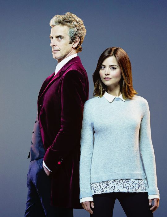 """is the doctor dating clara """"everybody's naked underneath"""" the doctor's alarmingly accurate philosophy on clothes, holographic or otherwise please note: holographic clothes are not suitable for a family christmas 2 """"boss of the psycho space nuns so you"""" clara's first impression of the relationship between the doctor and."""