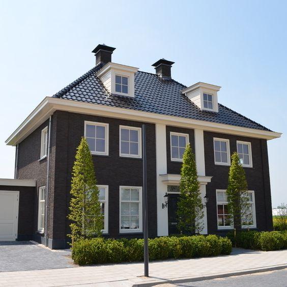 Mooie klassiek woning huis inspiratie pinterest google style and nice - Huis buitenkant ...
