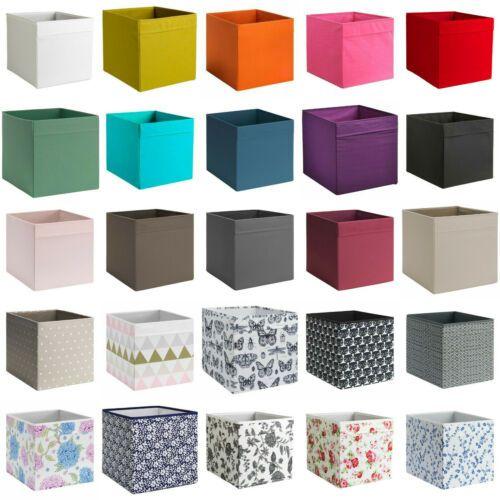 Ikea Drona Fach Kallax Regal Aufbewahrungsbox Kiste 33x38x33cm Box 25 Farben En 2020 Armarios Cristianos