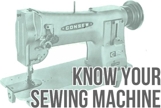 Sewing 101 with Shrimp Salad Circus: Know Your Sewing Machine- a comprehensive guide to the ins and outs of your sewing machine and exactly how it all works!