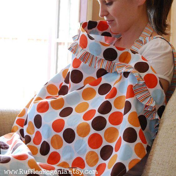 DIY nursing cover up