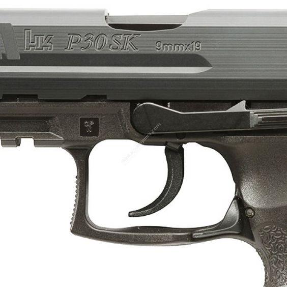Heckler & Koch P30SK 9mm Handgun - 730903K-A5