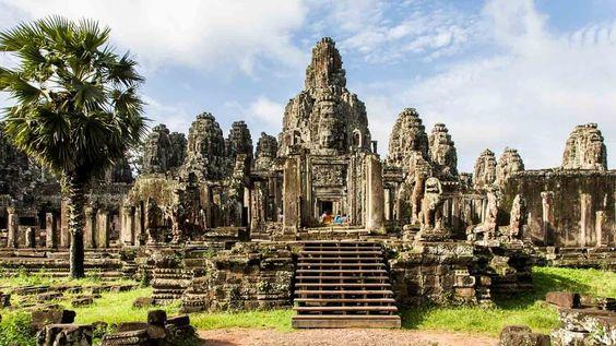 Angkor Wat được biết đến như một ngôi đền đẹp