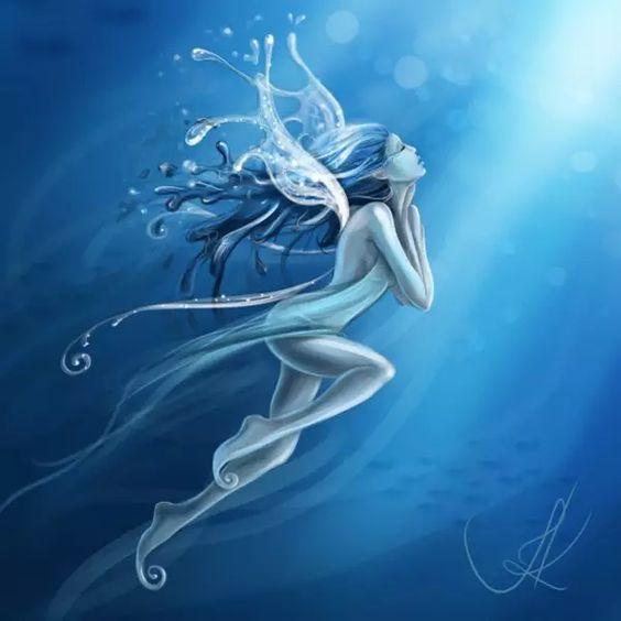 Free water fairy