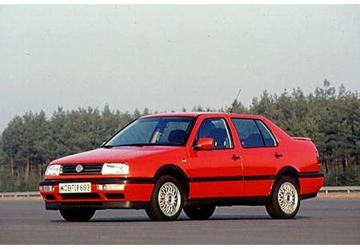 VW Vento 1.9 TDI (1996-1998) Front + links