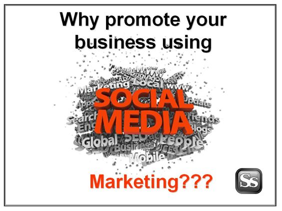 Why use Social Media Marketing to promote your business? Watch this video http://www.youtube.com/watch?v=waMKFPJKAZo=youtu.be