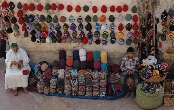 artisanat d'Essaouira...