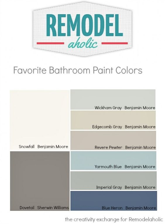 tips and tricks for choosing bathroom paint colors pewter paint. Black Bedroom Furniture Sets. Home Design Ideas